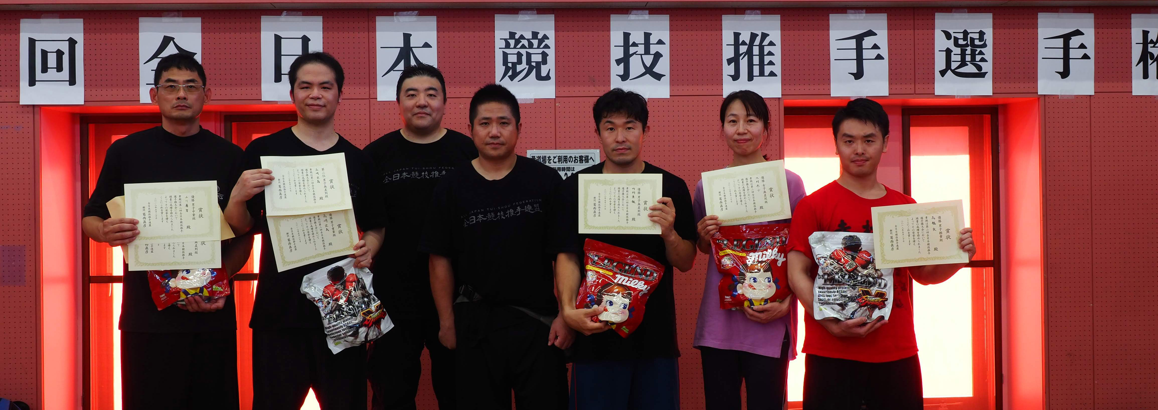 第2回 全日本大会 [2018-05-20]